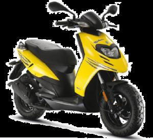 Rent a moto piaggio typhoon 50cc 300x275