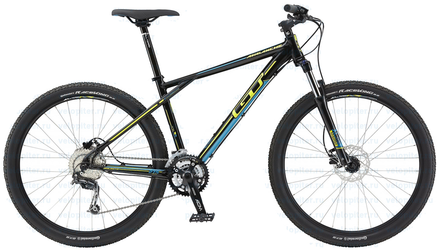 Rent a bicycle GT Avalanche COMP