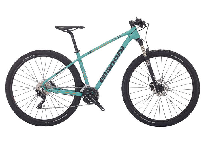 Rent a bicycle bianchi jab 29