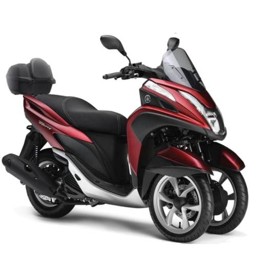 Rent a moto tricity