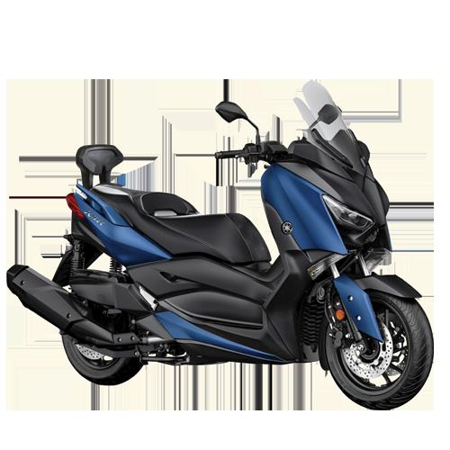 Rent a moto XMAX300